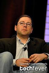 Jonathan Schwartz, President and CEO of Sun Mi...